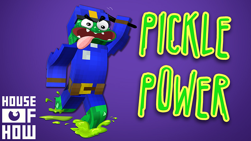 Pickle Power By House Of How Mcstore