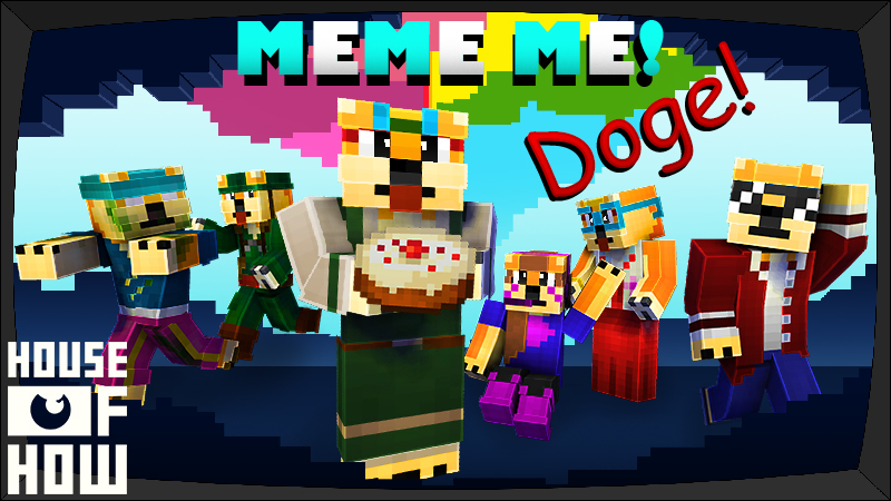 Meme Me Doge By House Of How Mcstore
