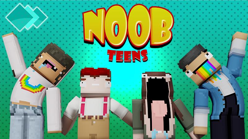 Little Teens Noob
